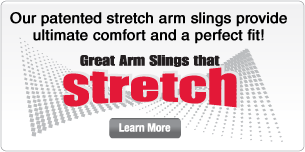Our patented stretch fabric provides ultimate comfort and a perfect fit!